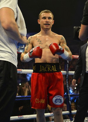 Frampton Retains Title In Belfast