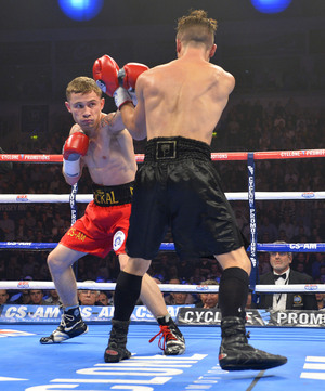 Frampton: 'I'm The Best Super Bantamweight In World'