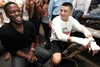 Kevin Hart talks Mayweather, Pacquiao, Rios