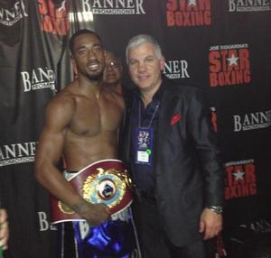 Andrade Files Appeal Regarding WBO Junior Middleweight Title