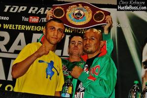 Salido, Not Concerned About Being The Underdog/Lomachenko Supremely Confident