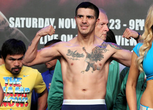 Rios Cleared To Face Chaves In Vegas