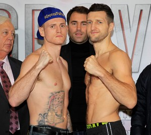 Froch Hopes Groves Meets Him On