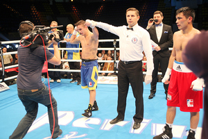 Denis wins unanimous decision