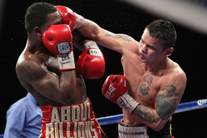 Maidana moves up to No.8 at welterweight