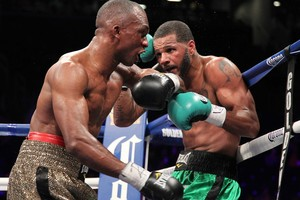 Dirrell and Bika battle in Brooklyn