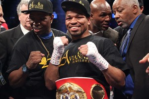 Video: Shawn Porter Sparring And Interview