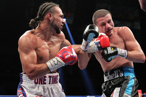 Thurman heads into 2014 with high aspirations.