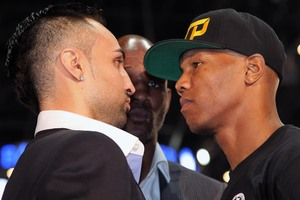 Malignaggi and Judah face off