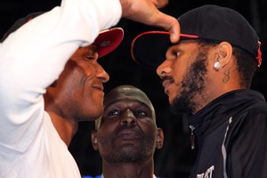 Bika and Dirrell head to head