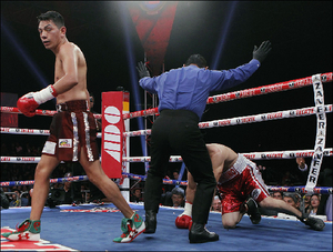 Mijares  Ko's 'Chucky' To Help Secure Another World Title Challenge