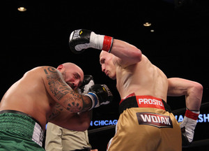 Drozd Schools  Wlodarczyk To Clam WBC Crown