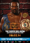 Chisora, Buglioni, Cleverly and Saunders exclusive video interviews
