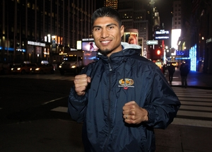 VIDEO: Exclusive Mikey Garcia Interview