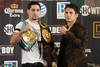 Garcia and Herrera hold presser to announce March 15 showdown