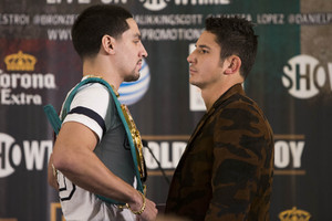 Garcia and Herrera face off