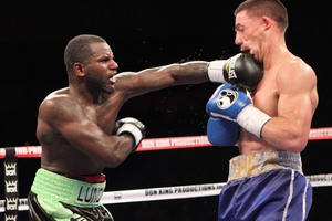Lundy Has Paid His Dues And Now Wants A World Title Shot