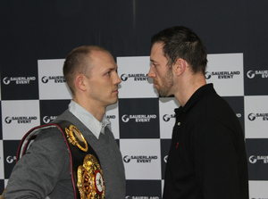 Brähmer and Maccarinelli head to head