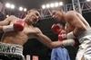 Diaz Upsets Beltran/Hirales Defeats Vargas