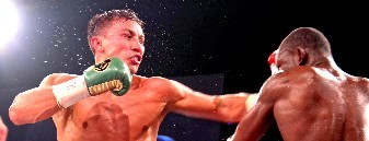 GGG: a monster on a rampage
