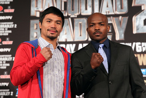 Video: Exclusive Manny Pacquiao And Tim Bradley Interviews