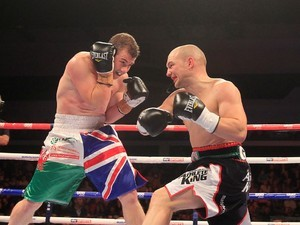 Buckland And Foster Jr Headline Prizefighter Lightweights lll