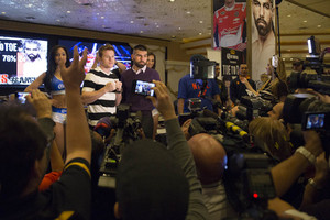 Exclusive Angulo And Alvarez Video Interviews