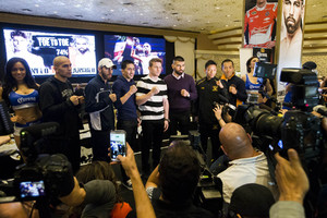 'Toe To Toe' Undercard Boxers Ready To Battle In Vegas