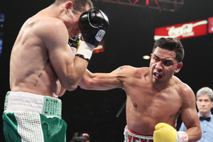 Thompson Decisions Canelo's Brother;