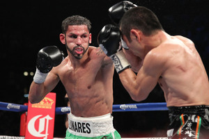 Linares Defends Title On Home Soil