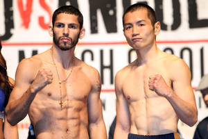 Linares and Arakawa prepare for war