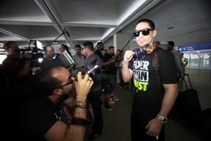 Garcia Not Fazed By Talk Of Mayweather Bout