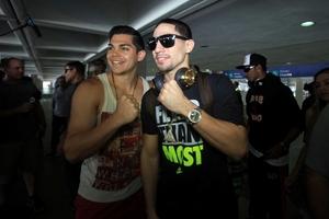 Garcia Vacates WBC Junior Welterweight title