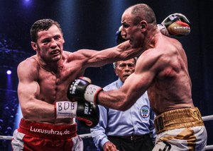 Abraham Regains WBO Super Middleweight Title