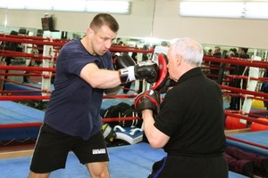 Adamek Opens His Training Camp To Media And Fans