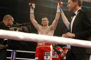 Price Survives Knockdown To Defeat Pala