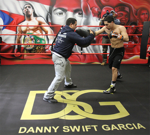 Danny Garcia Media Workout Quotes And Pics