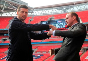 Froch Confident Another Stoppage Win Over Groves
