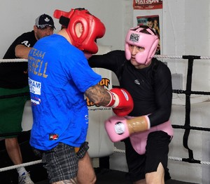 Top Sparring Will Give Burns The Edge Against Crawford
