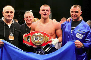 Vyasheslav Glazkov returns after big Adamek win.