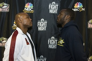 Cunningham And Mansour Face Off In Philly