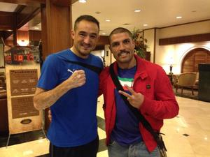 Spada Vows To Bring Title Home To Italy