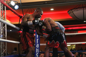 Full Report: Hunter Defeats Vicente in Chester