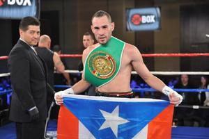 Pedraza Looks To Shine On Martinez/Cotto Undercard