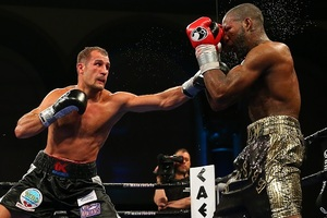 Kovalev Stops Game Agnew; Dulorme Rebounds Big