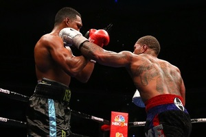 Tureano Johnson Vs Curtis Stevens