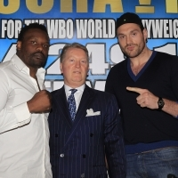 Chisora v Fury 2 set for Manchester on July 26!