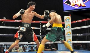 Rey Vargas remains unbeaten with victory in Mexico