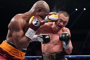 Hopkins Makes History, Wins Split Decision in DC