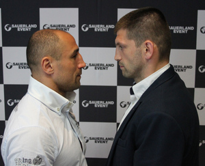 Sjekloca Confident of Defeating Abraham on May 3